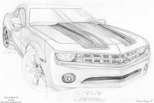 Image Gallery Camaro Drawings