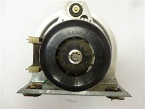 Bryant Carrier Inducer Motor 320819