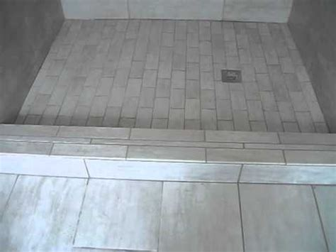 how to lay 12x24 tile 12x24 porcelain shower