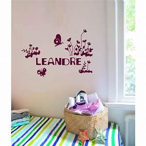 fleur et prenom galerie tatouage With affiche chambre bébé avec bouquet de fleurs signification