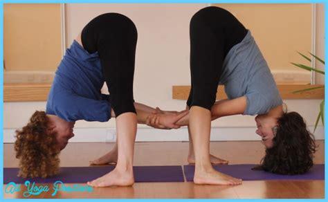 Yoga Poses 2 Person Hard