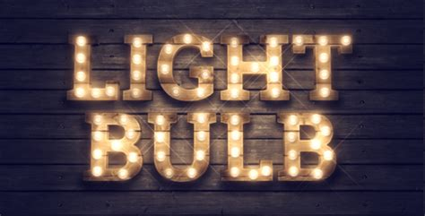 Light Bulb Kit Light After Effects Templates F5 Design