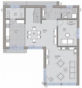 plan maison plain pied 4 chambres en l maison With superb faire plan de sa maison 4 maison lumineuse et spacieuse detail du plan de maison