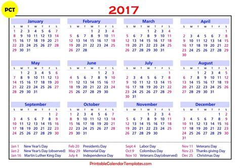 free printable 2017 calendar free printable calendar 2017 printable calendar templates free