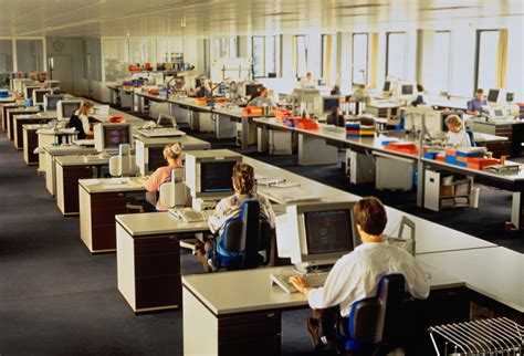open space bureau open plan offices detrimental to worker productivity