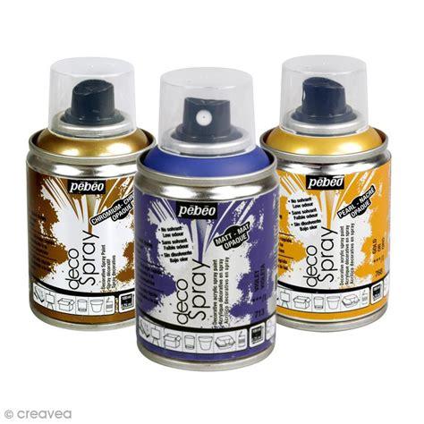 peinture en bombe bombe de peinture decospray 100 ml peinture decospray creavea