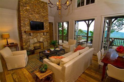 cottage living room 124 great living room ideas and designs photo gallery