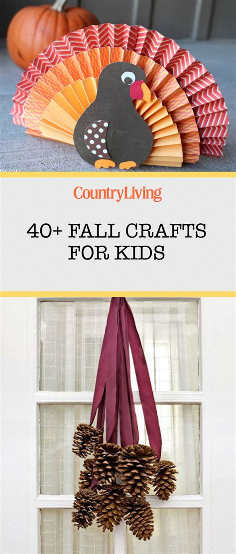 fall crafts  kids fall activities  project