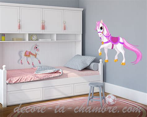 stickers chevaux pour chambre fille stickers cheval pour chambre d 39 enfants vente de stickers