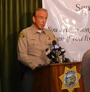 Sheriff Anderson's Legacy Of Service | Sierra News Online