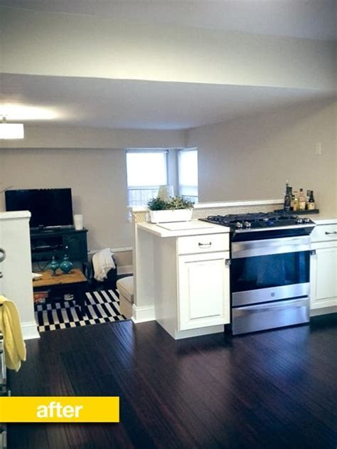 Kitchen Before & After: From Dark & Dated to Light and