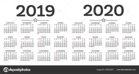 calendario isolado fundo branco semana comeca