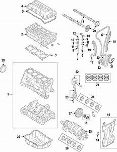 Mitsubishi Lancer Engine Camshaft