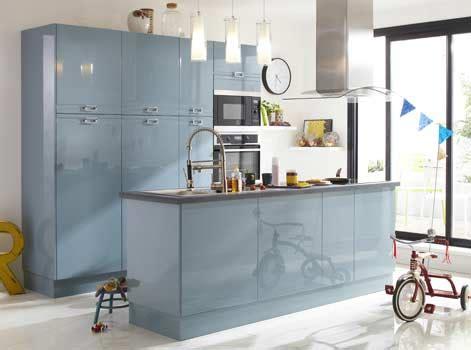 l énergie à la cuisine tout savoir sur la cuisine ouverte leroy merlin