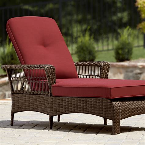 la z boy outdoor scarlett chaise lounge limited