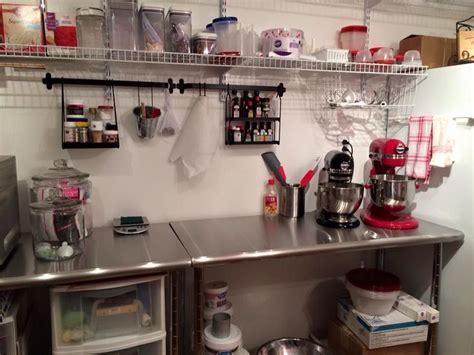 bakery kitchen design finally finished nana s home cake studio cake 1452