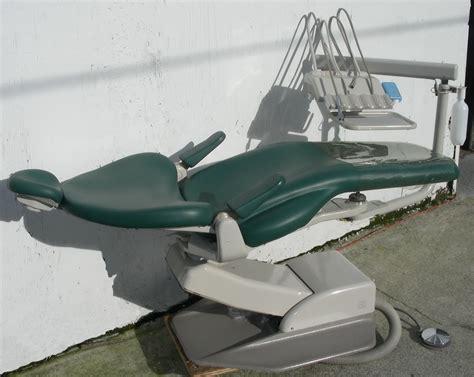 adec 1040 cascade chair w unit pre owned dental inc