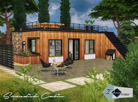 sims  house design  modern design