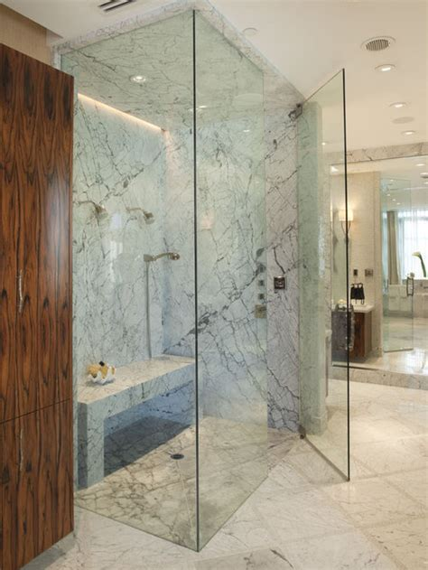 groutless shower wall home design ideas pictures remodel