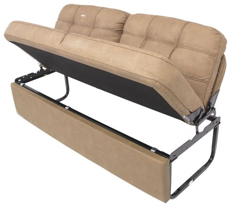 rv jackknife sofa bed flexsteel jackknife beds glastop rv motorhome furniture thesofa