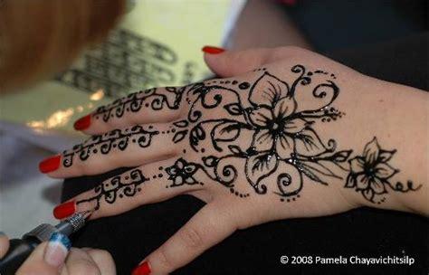 Tattoos Black Henna Tattoos