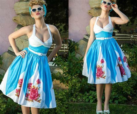 bureau style romantique robes ées 50 découvrez les styles vintage et rockabilly