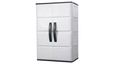 Home Depot Custom Cabinets by Plastic Garage Door Home Depot Plastic Storage Bins Home