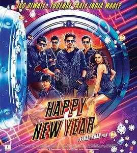 Shah Rukh Khan and Deepika Padukone's Happy New Year to ...
