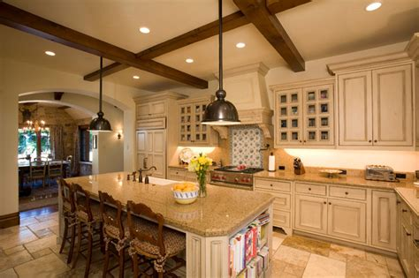 French Country Dining Room Ideas by Pepperwood French Provence Traditional Kitchen Salt