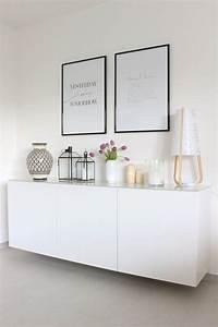 Sideboard Wohnzimmer : sideboard im wohnzimmer livingroom pinterest ~ Pilothousefishingboats.com Haus und Dekorationen