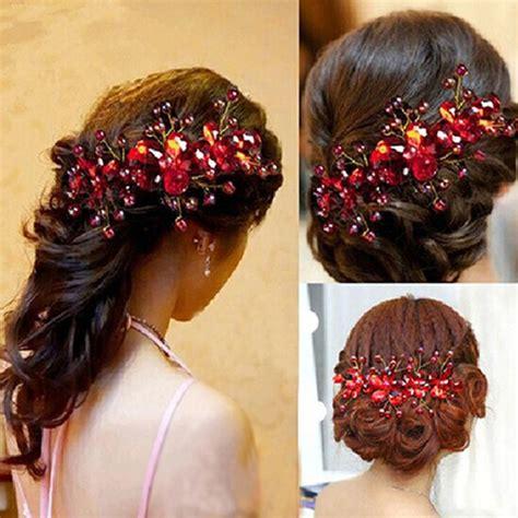 hair accessories aksesoris new design flower wedding bridal hair jewelry