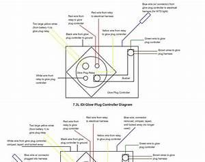 73 Wiring Diagram Glow Plug