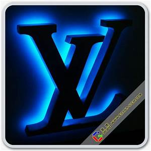 pin metal acrylic letters plastic sign on pinterest With led channel letters