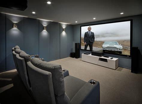 Matrix Theatre Room   Contemporary   Home Theatre