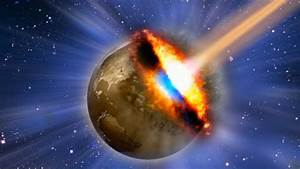 New planet is 'about to destroy Earth' and the clue is ...