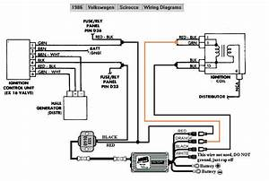 1984 Vw Scirocco Ignition Wiring Diagram