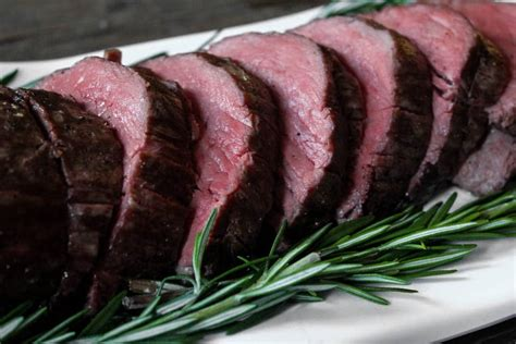 How to trim, tie and cook beef this beef tenderloin is fork tender and every bite has fantastic flavor from the garlic herb crust. Ina Garten Beef Tenderloin Recipes / Ina Garten's Slow-Roasted Filet of Beef with Basil ...