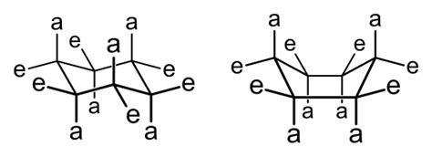Chair Cyclohexane Axial Equatorial by File Chair Boat Conformation General Svg Wikimedia Commons