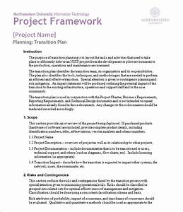 plan template 47 free word excel pdf psd format With executive transition plan template