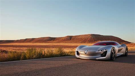 magnifique concept car renault trezor devoile au mondial auto