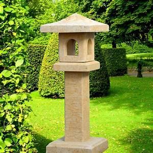 Laterne Garten Groß : asiatische garten stein laterne kanji ~ Whattoseeinmadrid.com Haus und Dekorationen