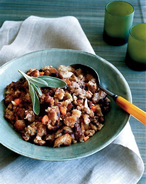 farce cuisine farce de porc noix sauge et oignons