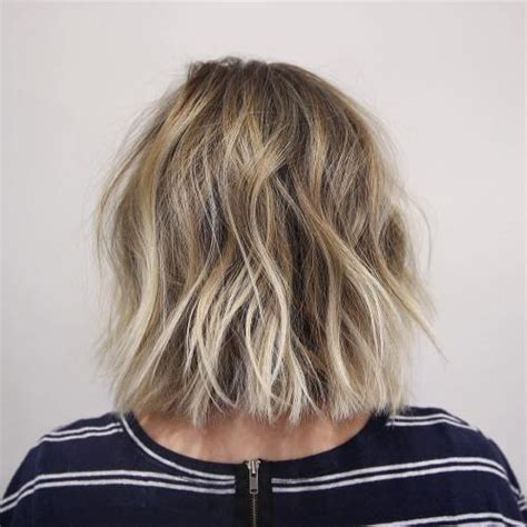 messy bob hairstyles   trendy casual