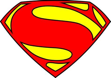 superman logo clip art clipartioncom
