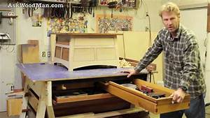 Ultimate Work Table Simple To Make, Multi-Function