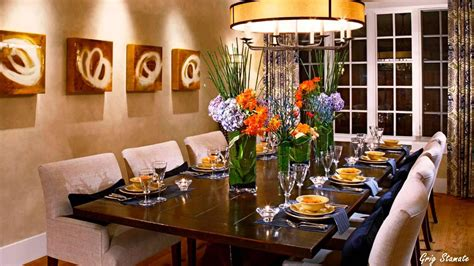 Dinner Party Themes Make Official Meeting Impressive