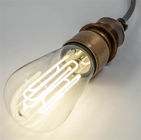 Eco Light by Eco Filament Light Bulbs Exclusive To Factorylux