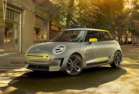 Funky MINI Electric Concept previews 2019 EV ...