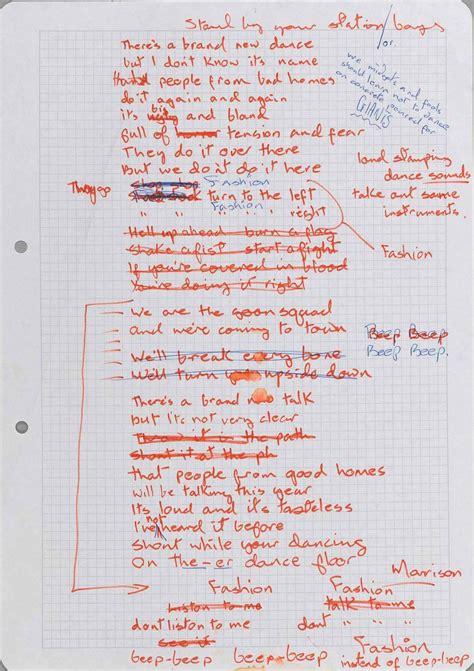 fashion lyrics david bowie   david bowie lyrics