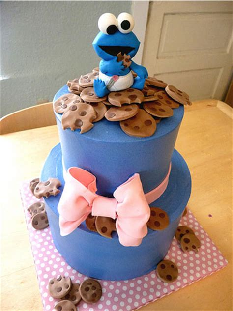 sesame baby shower cake when elmo invites himself to your shorts